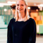 Danique van Beelen secretary and student relations Real Estate Club Groningen