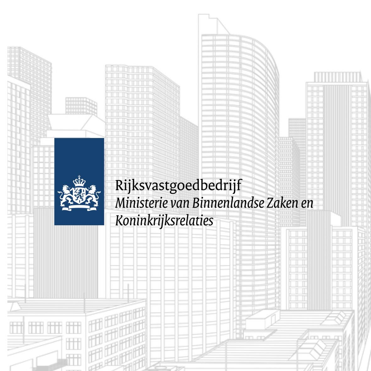 Rijksvastgoedbedrijf Ministerie Van Binnelandse Zaken En Koninkrijksrelaties Real Estate Club Este Groningen Sponsor
