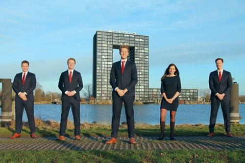 2e Bestuur Real Estate Club Groningen