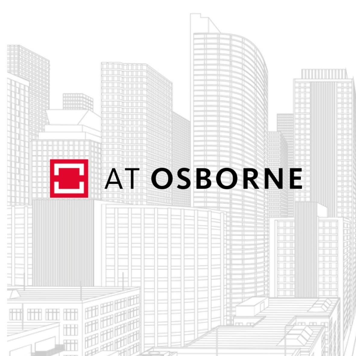 At Osborne Newsarticle