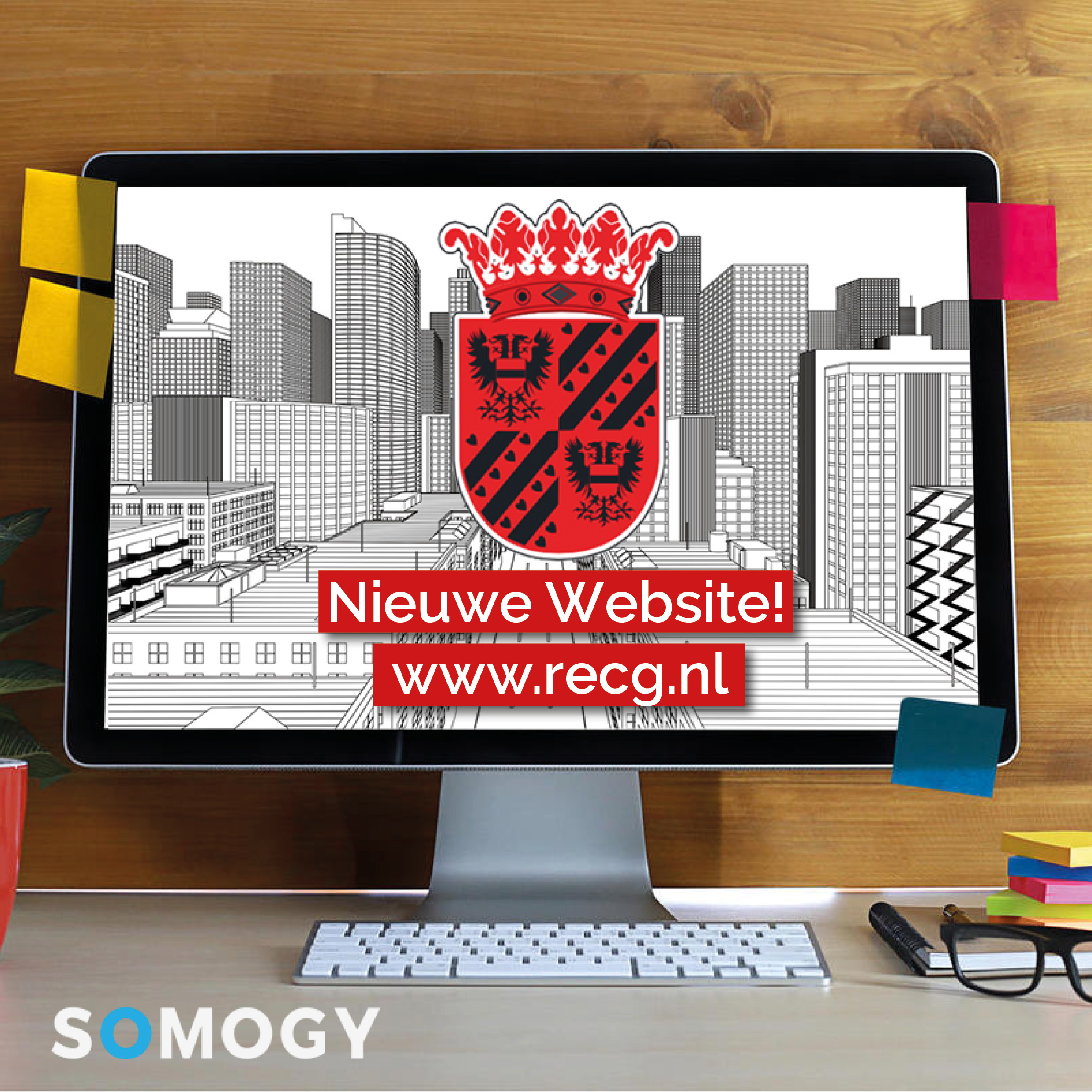 Websiterecgaankondiging