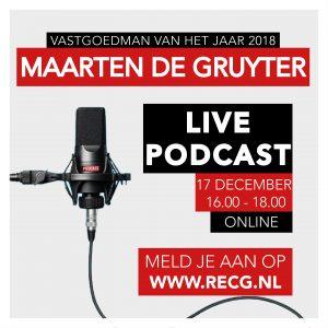 Maarten De Gruyter Poster