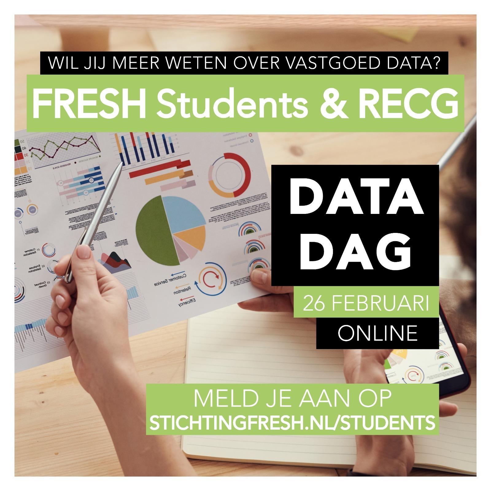 FRESH Students & RECG - Datadag
