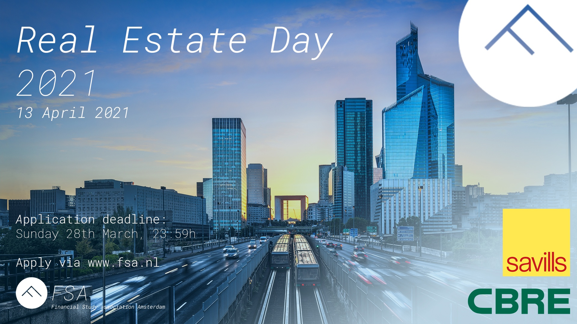 Real Estate Day Promotie